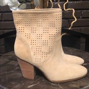 Enzo Angiolini Gettup Suede Ankle Boots